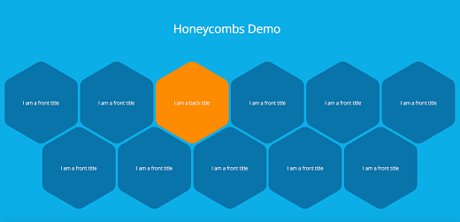 jQuery Honeycombs