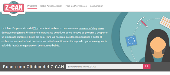 ZCAN - Zika Contraception Access Network